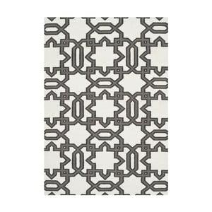 Vlněný ručně tkaný koberec Safavieh Kata, 91x152cm