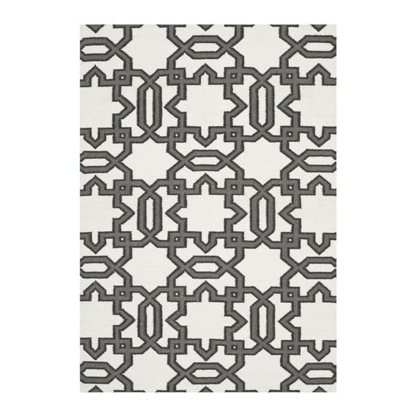 Vlněný ručně tkaný koberec Safavieh Kata, 182 x 121 cm