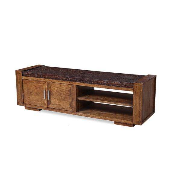 Televizní stolek z palisandru Indigodecor, 150 cm