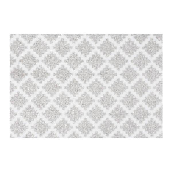 Světle šedá rohožka Zala Living Elegance, 50x70cm