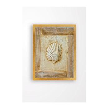 Tablou pe pânză Tablo Center Seashell, 29 x 24 cm de la Tablo Center