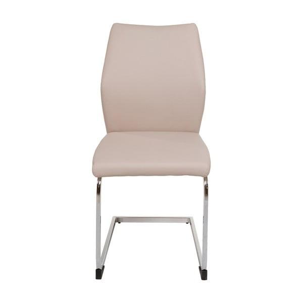 Béžová židle Santiago Pons Moore