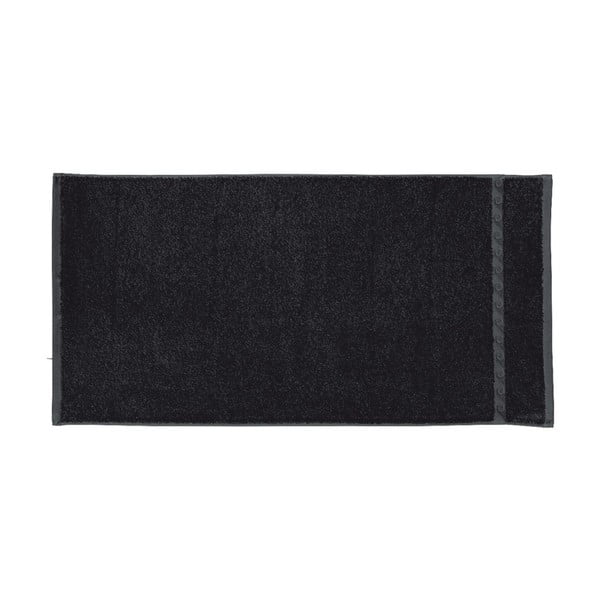 Ručník Wave 50x30, černý