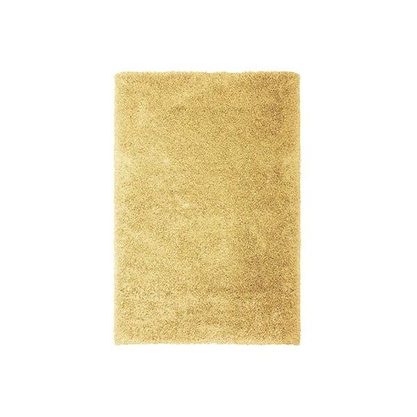 Koberec Promo Shaggy 80x150 cm s 3 cm dlouhým vlasem, žlutý