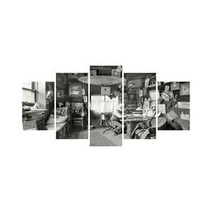 Vícedílný obraz Black&White no. 94, 100x50 cm