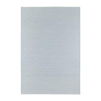Covor adecvat și pentru exterior Elle Decor Secret Millau, 80 x 150 cm, albastru deschis