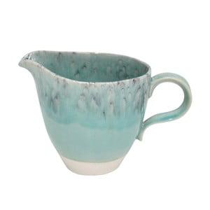 Carafă din ceramică Costa Nova Madeira, 1,88 l, albastru