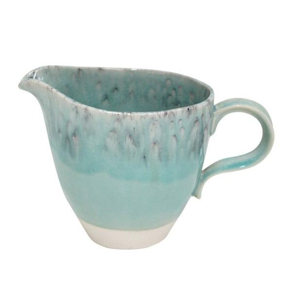 Carafă din ceramică Ego Dekor Madeira, 1,88 l, albastru