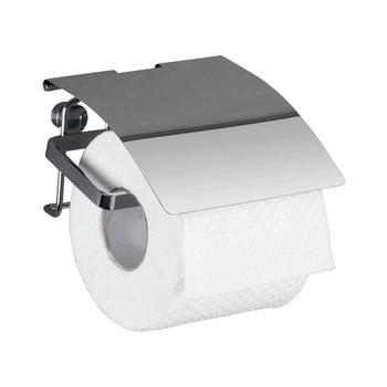 Suport oțel inoxidabil pentru hârtie igienică Wenko Premium