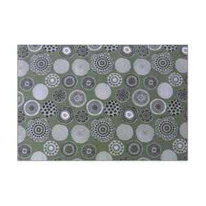 Zelený zahradní koberec Hartman Esteli, 200x140cm