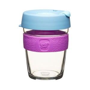 Cestovní hrnek s víčkem KeepCup Brew Lavender, 340 ml