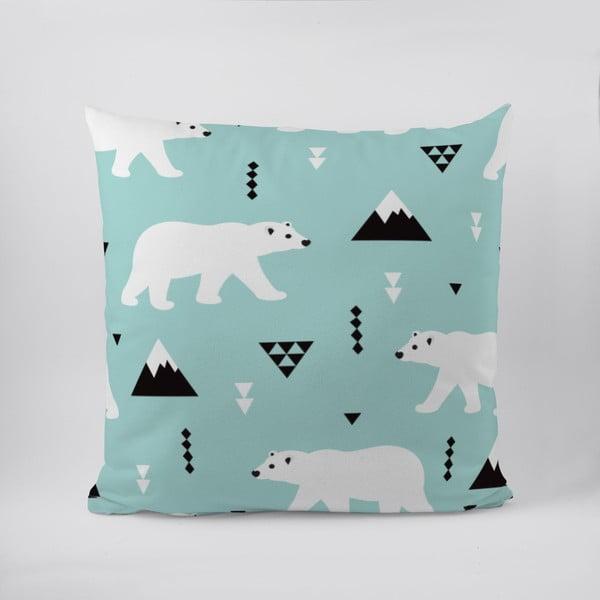 Polštář Polar Bears