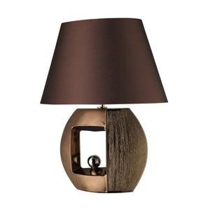 Stolní lampa Bronze Oval