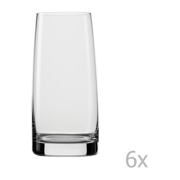 Sada 6 sklenic Stölzle Lausitz Experience Highball, 361 ml