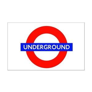 Fotoobraz Underground, 81x51 cm