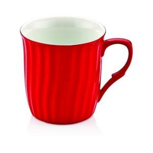 Červený porcelánový hrnek Kirmizi Kupa