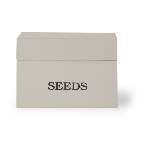 Box na semínka Large Seeds Beige