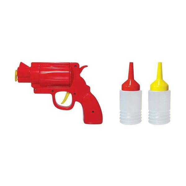 Dochucovací pistole