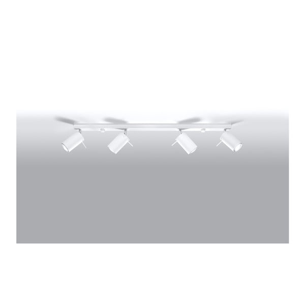 Lustră Nice Lamps Etna 4L, alb