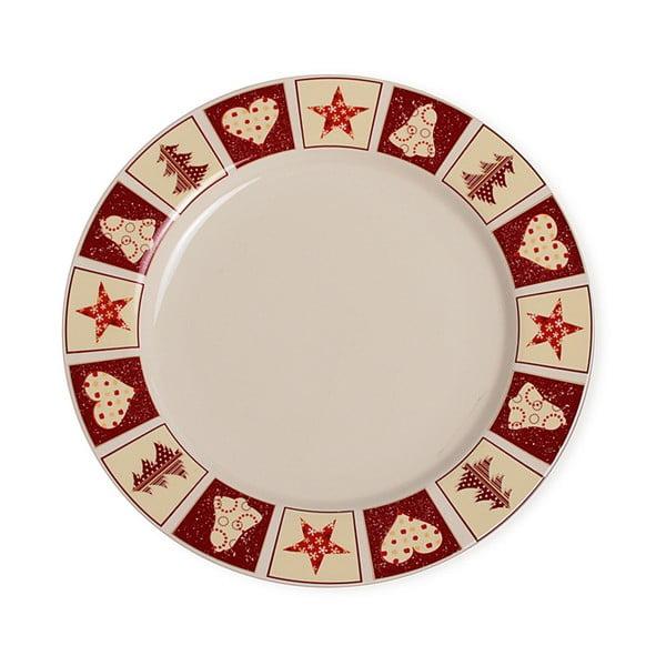 Vánoční talíř