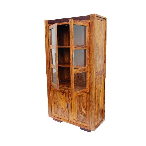 Šatní skříň z palisandru Indigodecor, 100x190 cm