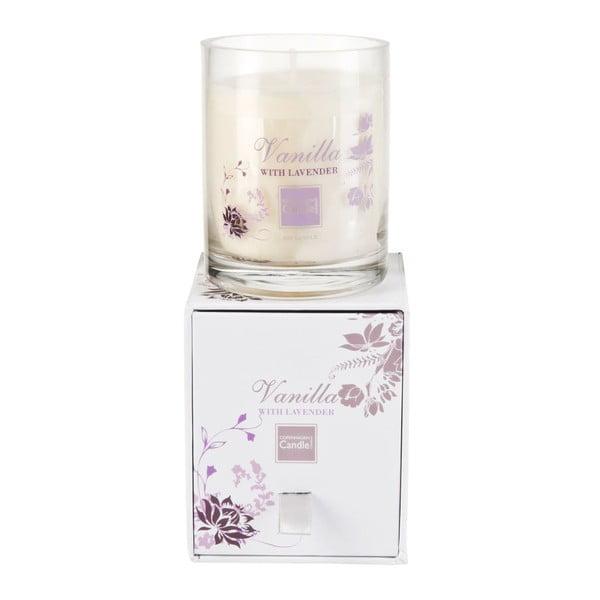 Aroma svíčka Vanilla & Lavender Small, doba hoření 40 hodin