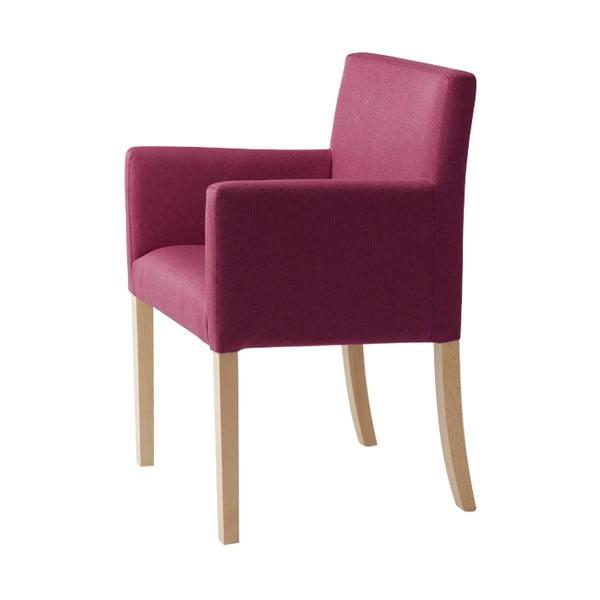 Fotoliu Custom Form Wilton, roz închis