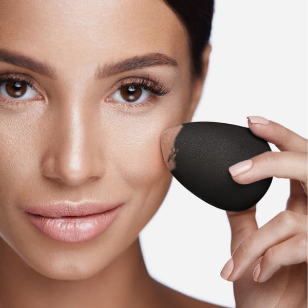 Černá houbička na make-up InnovaGoods Blender