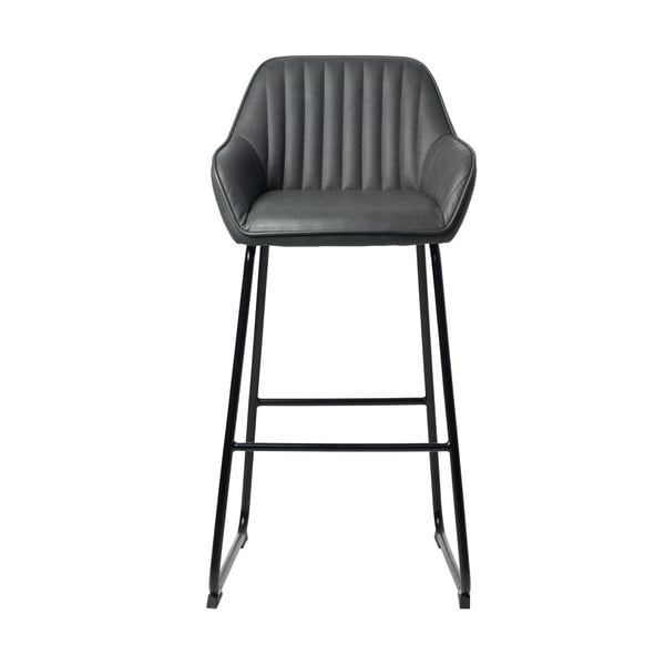 Szary hoker Unique Furniture Brooks