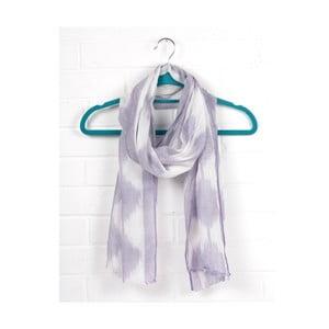 Šátek Arrow Ikat Lilac