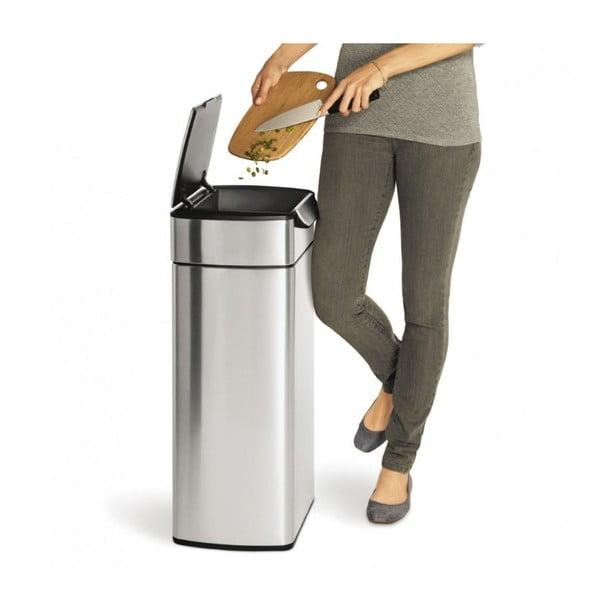 Dotykový odpadkový koš simplehuman, 30 l