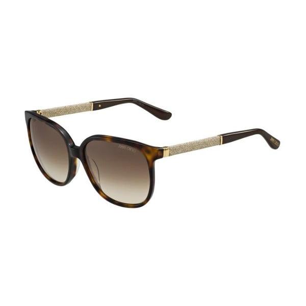 Sluneční brýle Jimmy Choo Paula Havana/Brown