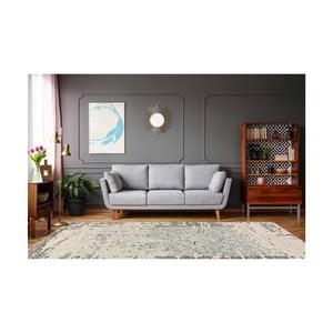 Ručně vyšívaný koberec Arte Espina Damast 8067, 80x150cm