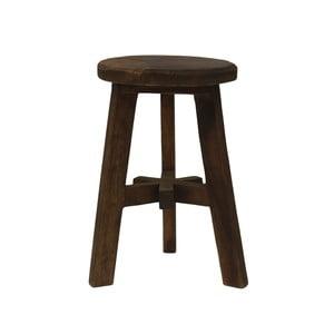 Stolička ze dřeva mungur HSM Collection Dingklik