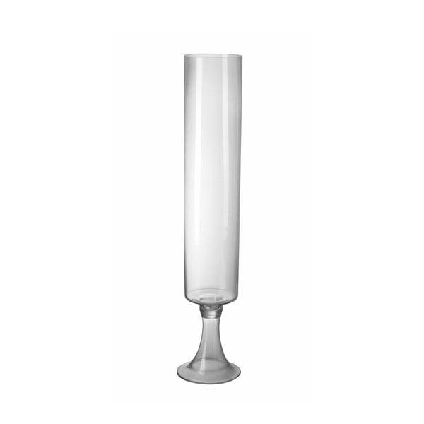 Skleněná váza Parlane Clayton, výška 68.5 cm