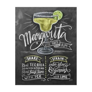 Plakát Lily & Val Margarita