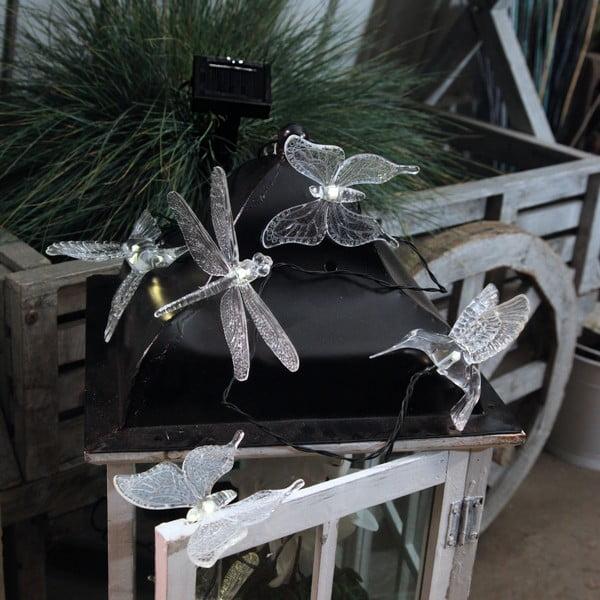 Světelný řetěz Best Season Dragonfly&Hummingbirds