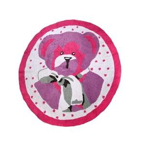 Koberec Chupete 140 cm, růžový
