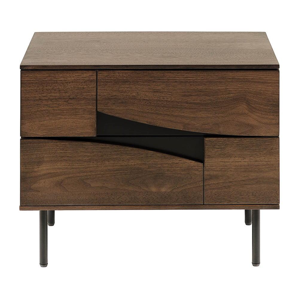Noční stolek La Forma Cutt, 60 x 50 cm
