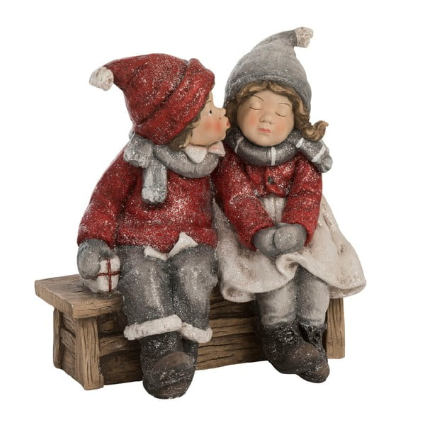 Dekorativní vánoční soška J-Line Kids