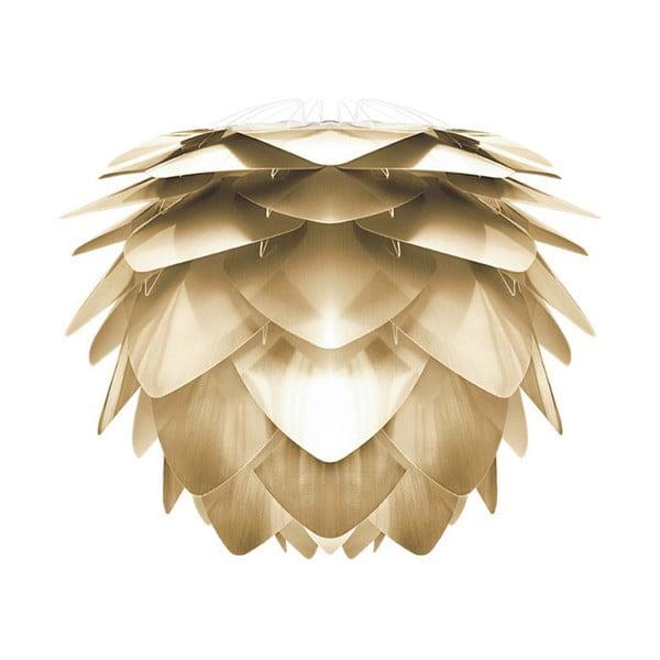 Abajur VITA Copenhagen Silvia, ⌀ 50 cm, auriu