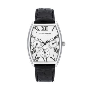 Unisexové hodinky Sundsvall Black/White
