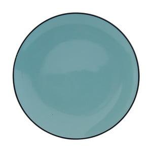Modrý talíř Clayre & Eef Countryside