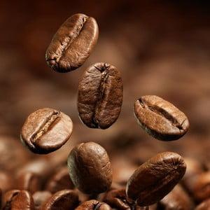 Obraz Kávová zrna, 28x28 cm