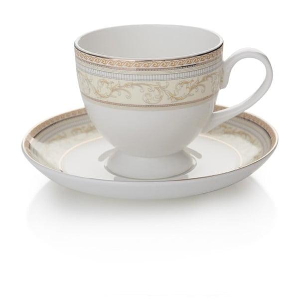 20dílná sada nádobí z kostního porcelánu Sabichi Decal