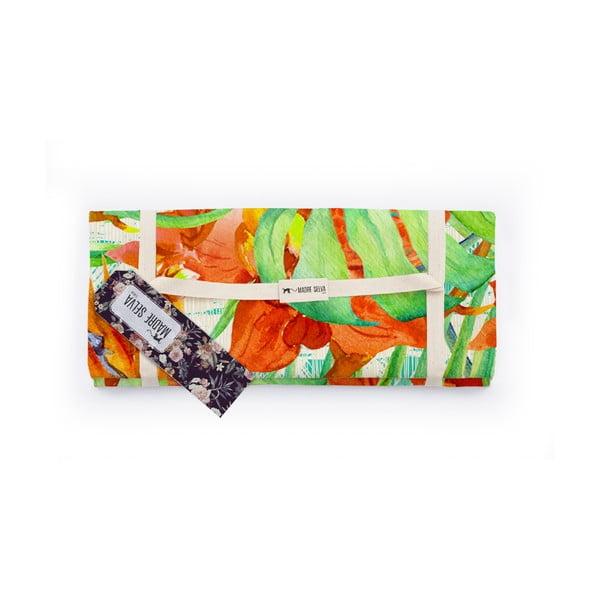 Koc piknikowy Madre Selva Koa, 140x170cm