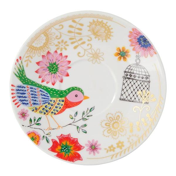 Sada 4 porcelánových hrnků Envol