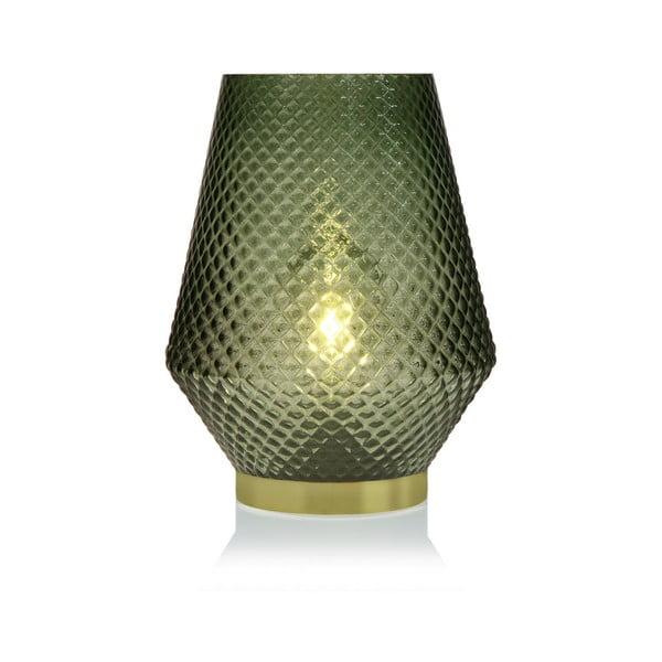 Veioză cu LED Versa Relax, ⌀ 21 cm, verde