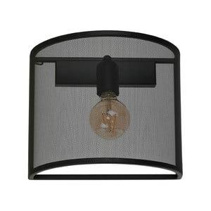 Černé závěsné svítidlo Hector Wall