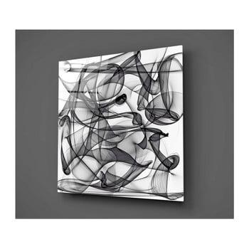 Tablou din sticlă Insigne Hurgo 40 x 40 cm